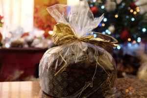 Buon Natale! Panettone classico artigianale Lidia Calà