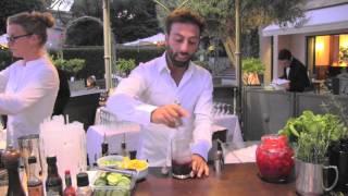 Cocktail d'autore a Taormina con il barman Raffaele Caruso