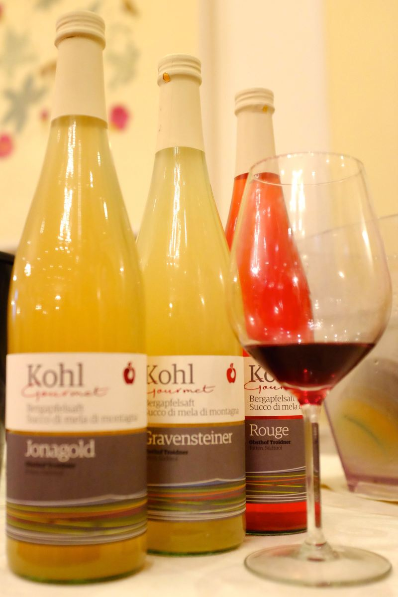 Il sidro di mele Kohl, quando a fare la differenza è la qualità