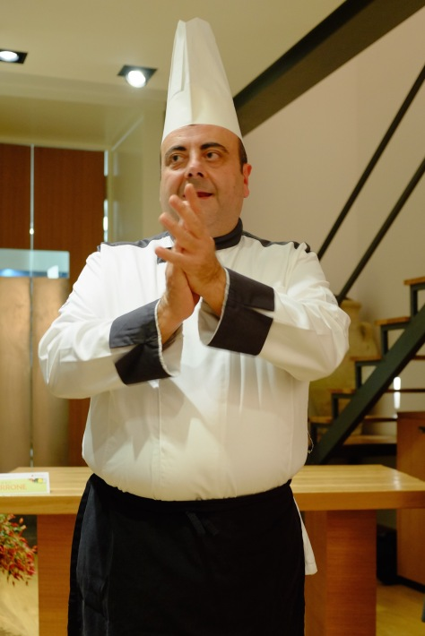 Chef Enzo d'Alia