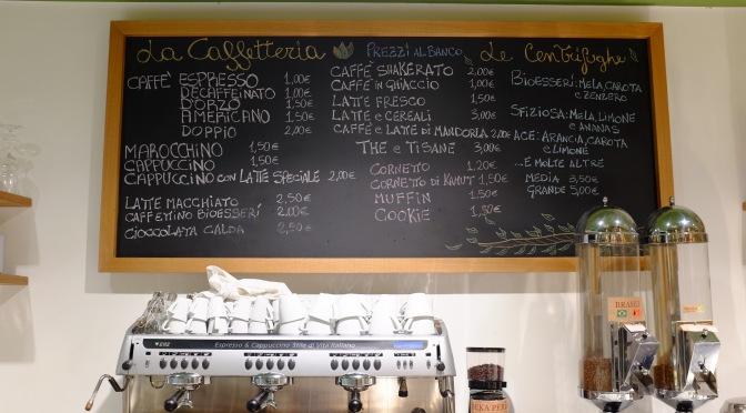 A Palermo, una caffetteria per veri gourmand: è Bioesserì