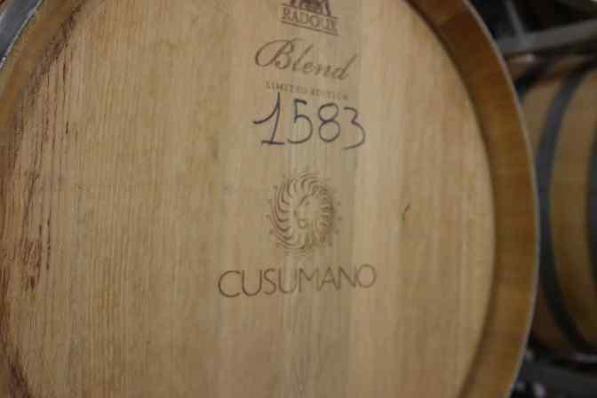 Alla scoperta dei vini Cusumano, viaggio in una giovane azienda