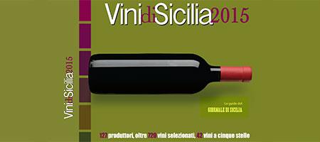 Guida dei Vini di Sicilia, il 14 dicembre la presentazione