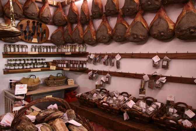 Antica Macelleria Falorni, il bistrot gourmet nel cuore del Chianti