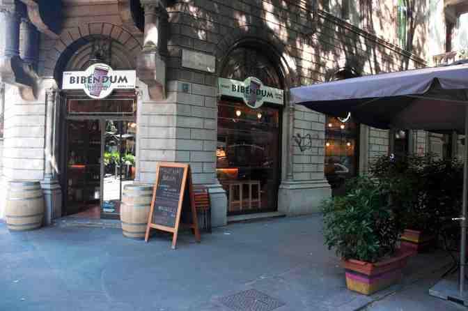 Bibendum, la birranoteca di Milano firmata Baladin