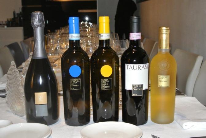 Le due Sicilie enogastronomiche: la cucina de I Pupi e i vini di Feudi San Gregorio