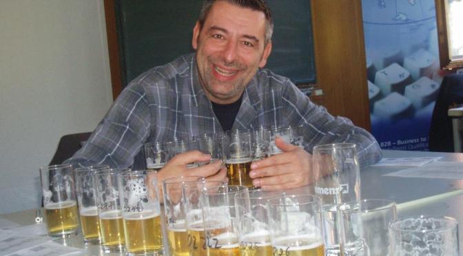 Kuaska, a Palermo una lezione sulle birre artigianali