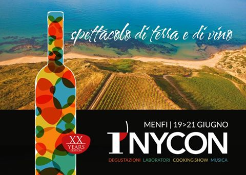 Menfi: la 20esima edizione di 'Inycon' sbarca al Vinitaly