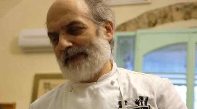 Il pranzo salato del maestro pasticcere Corrado Assenza