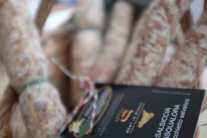 Dal sud della Sicilia la scommessa del macellaio di Chiaramonte