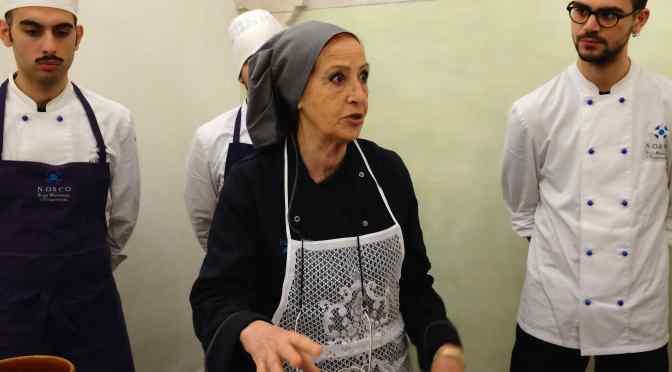 Marilù Terrasi, una chef cantastorie che tramanda la magia del Cous Cous