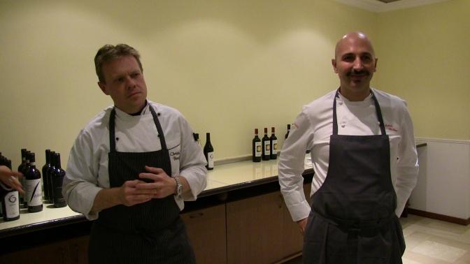 Quando la Sicilia incontra il Piemonte, gli chef Busca e Ribaldone in una cena a quattro mani