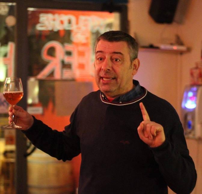 Due giorni all'insegna della birra artigianale, torna a Palermo Kuaska