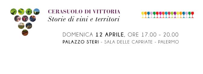 Il Cerasuolo di Vittoria in scena a Palermo per una degustazione unica