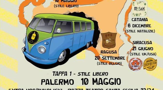 Sbarca in Sicilia il primo campionato di Homebrewers