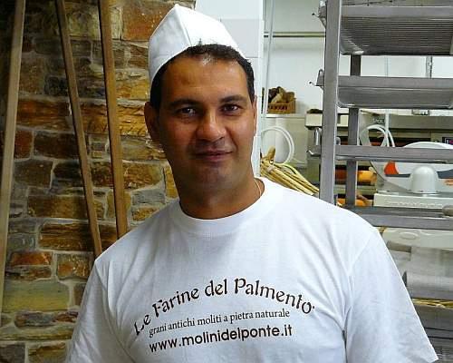 Cinque lezioni per imparare a fare il pane, il corso di Ottavio Gruccione