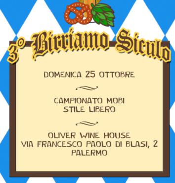 A Palermo, Birriamo Siculo. Due giorni dedicati agli appassionati di birre artigianali
